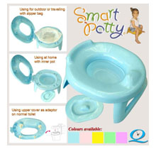 Baby Potty set